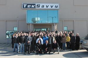 TekSavvy at the new location